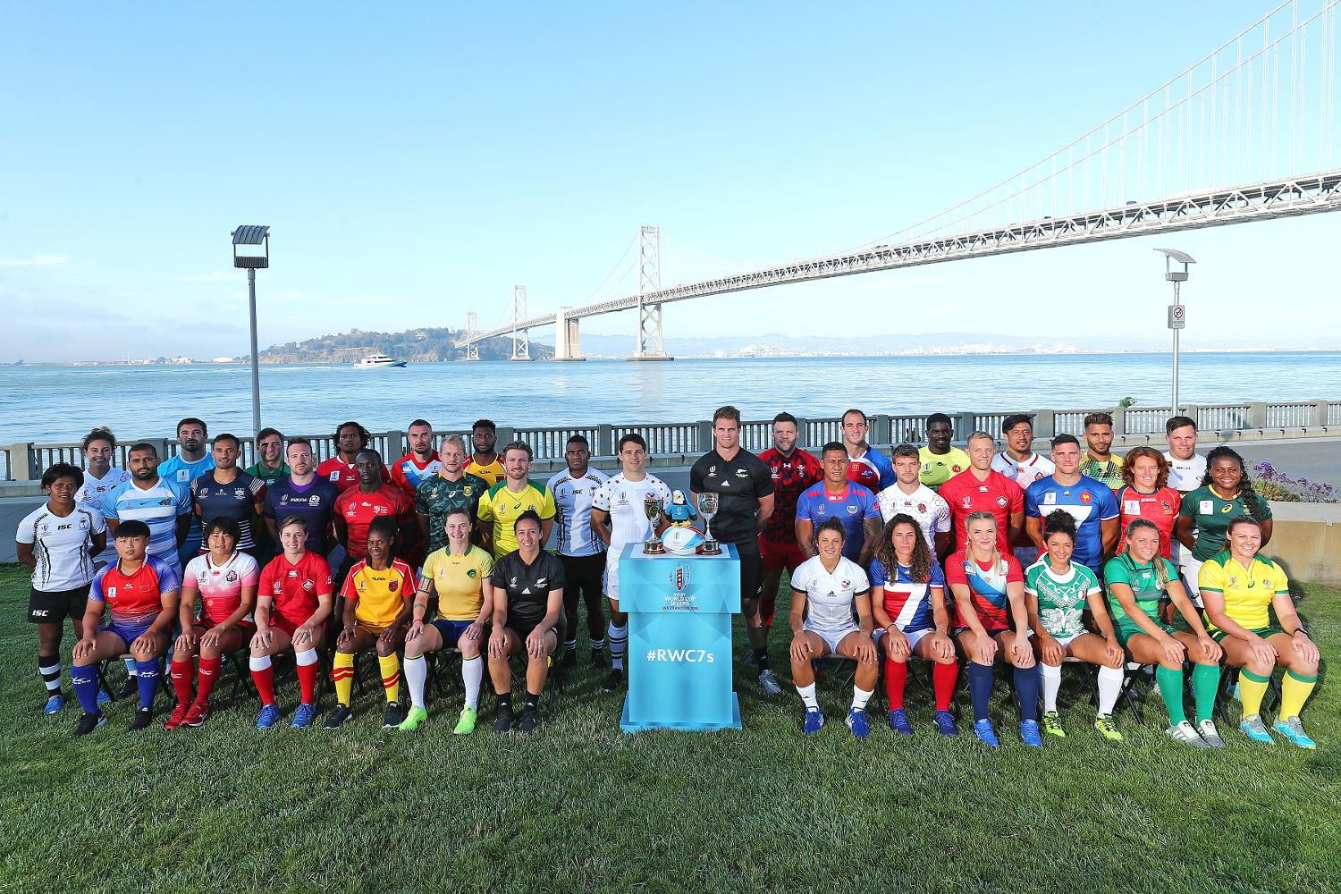 Rugby World Cup Sevens 2018 - Captains' photocall