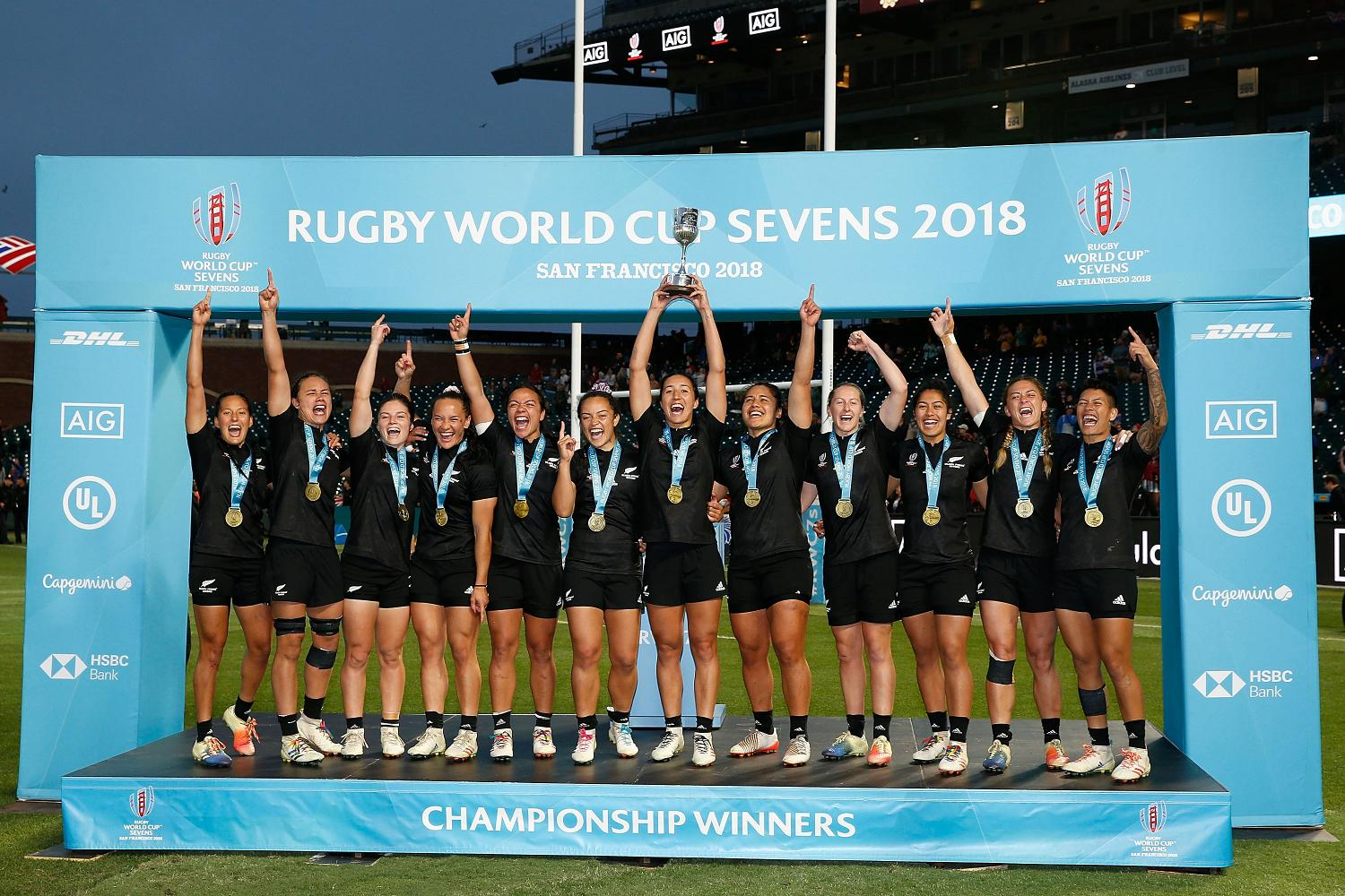 Rugby World Cup Sevens San Francisco 2018 - Day Two