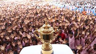 Rugby World Cup 2019 achieves 'Asia 1 Million' participation target