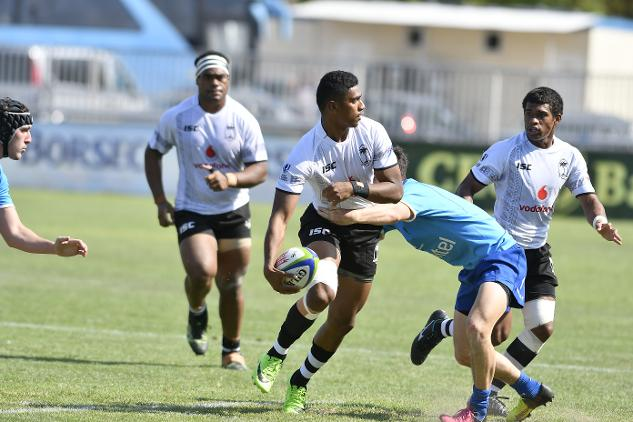 U20 Championship Hero of Nantes on hand to develop the next generation of Fiji stars. Promoted back to the World Rugby ...