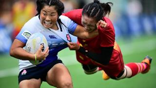 Asian Rugby Sevens Series 2018: Japan's women