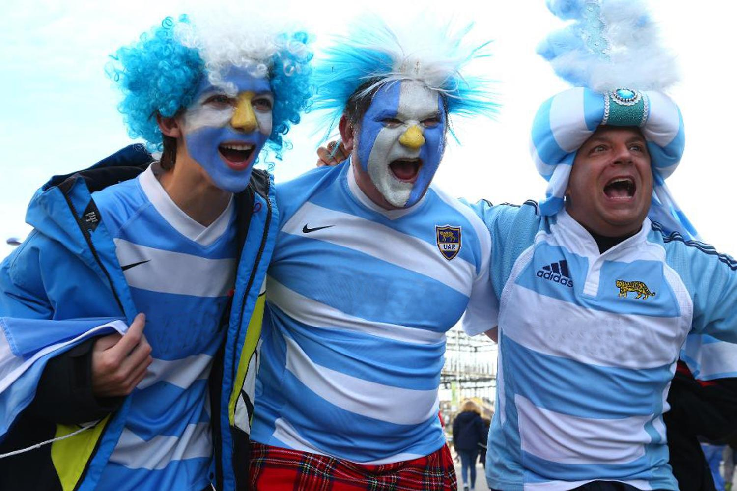 Argentina v Namibia - Group C: Rugby World Cup 2015