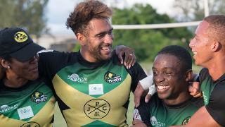 RAN Sevens 2018: Jamaica's men