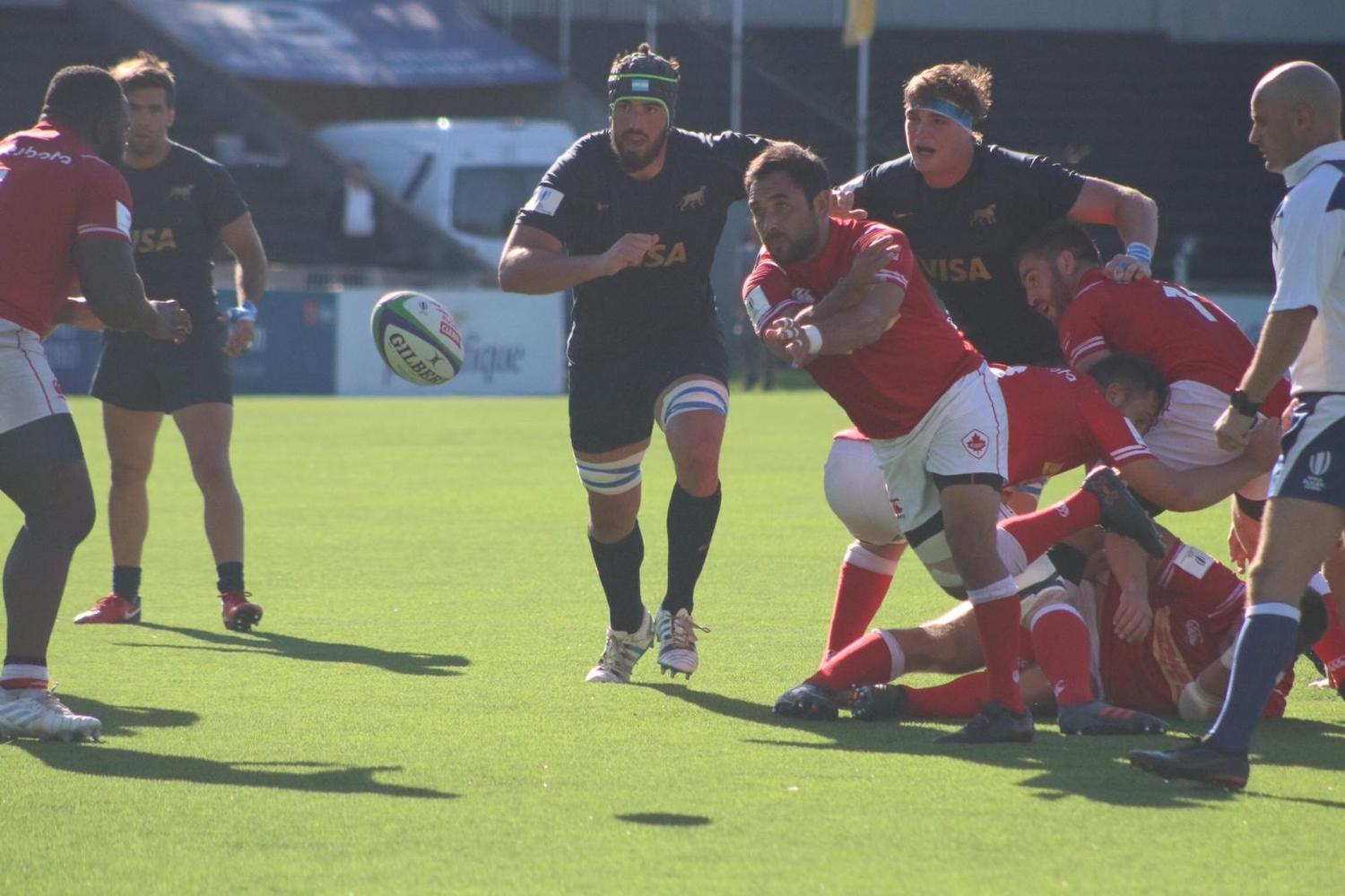 World Rugby Americas Pacific Challenge 2018: Argentina XV v Canada A