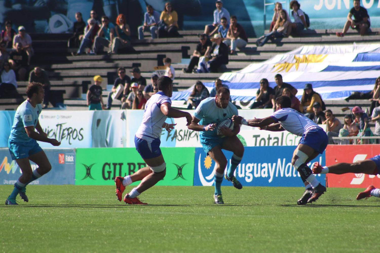 Americas Pacific Challenge 2018: Uruguay A v Samoa A