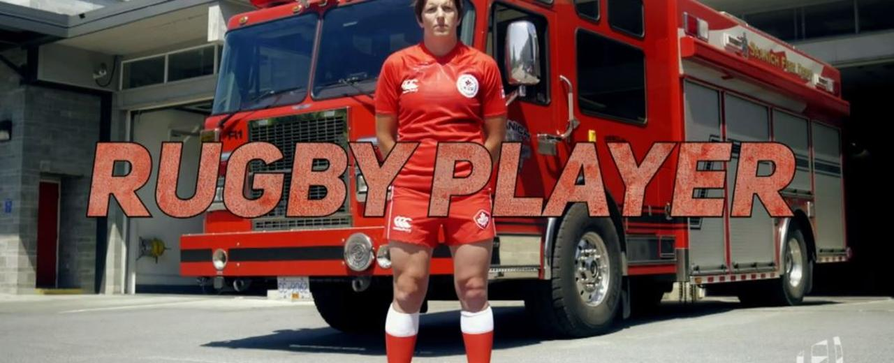 Sevens uncovered: Brittany Benn, the fire-fighting sevens player