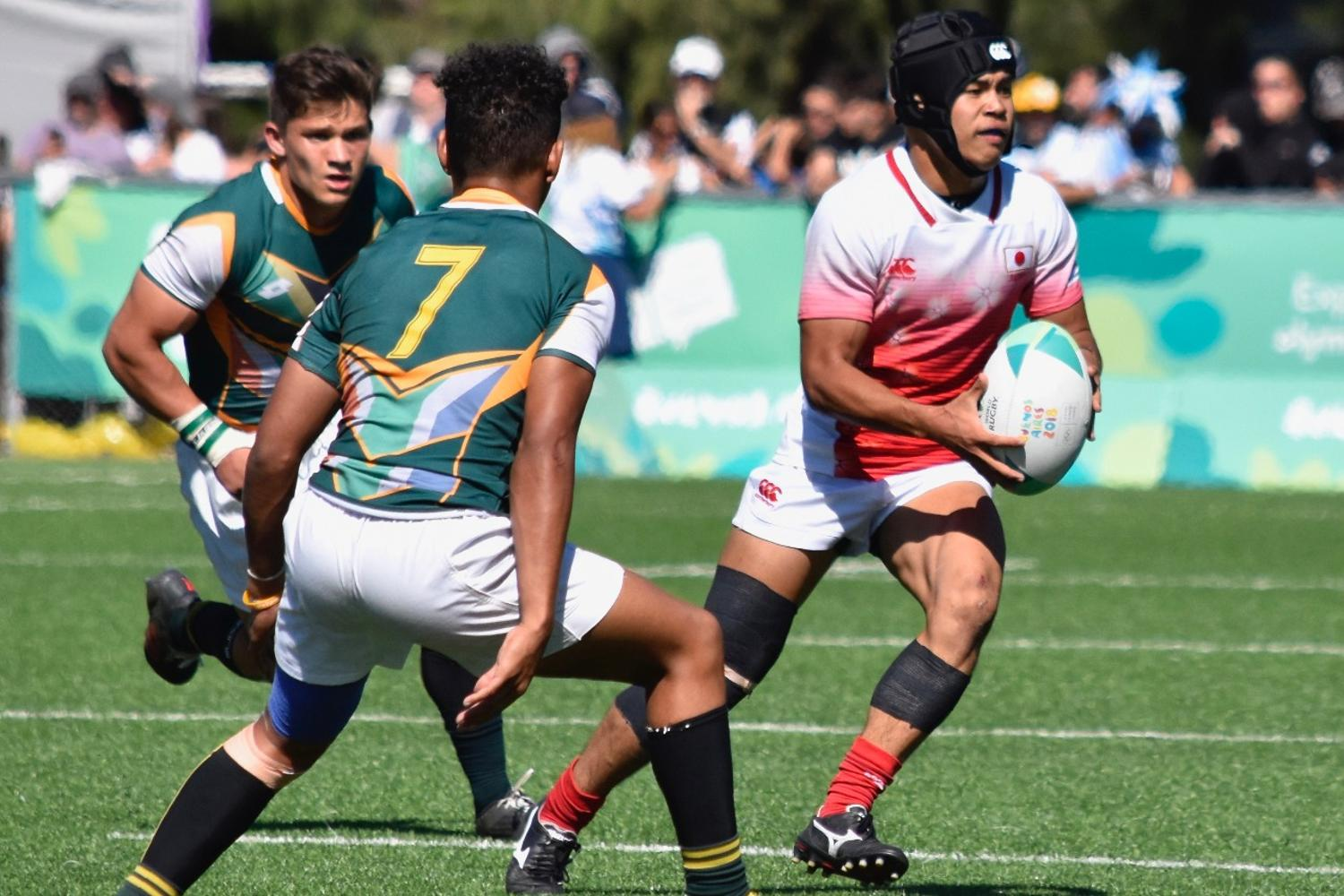 Japan v South Africa - Youth Olympic Games 2018