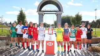 HSBC USA Women's Sevens 2018 - Captains' photocall