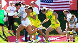 HSBC USA Women's Sevens 2018