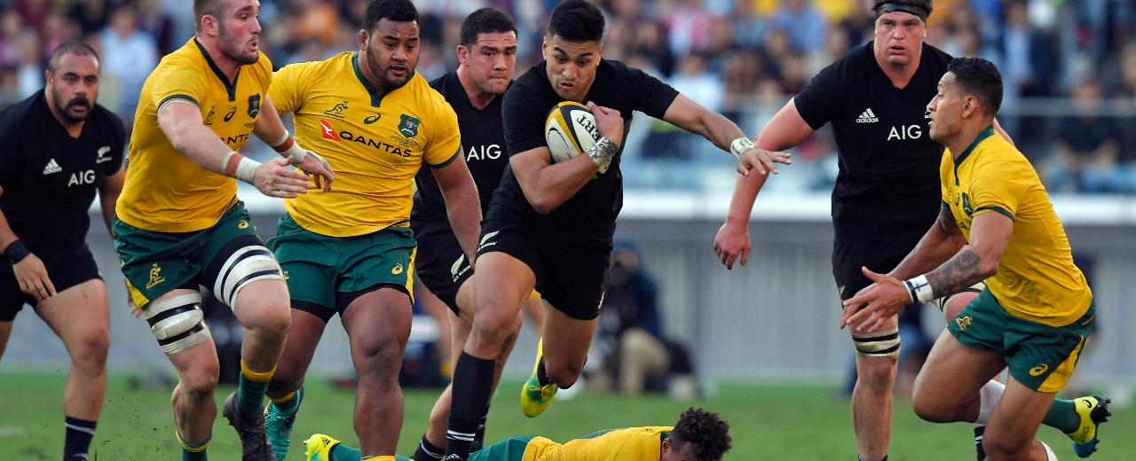 Rieko Ioane | The 21-year old world beater