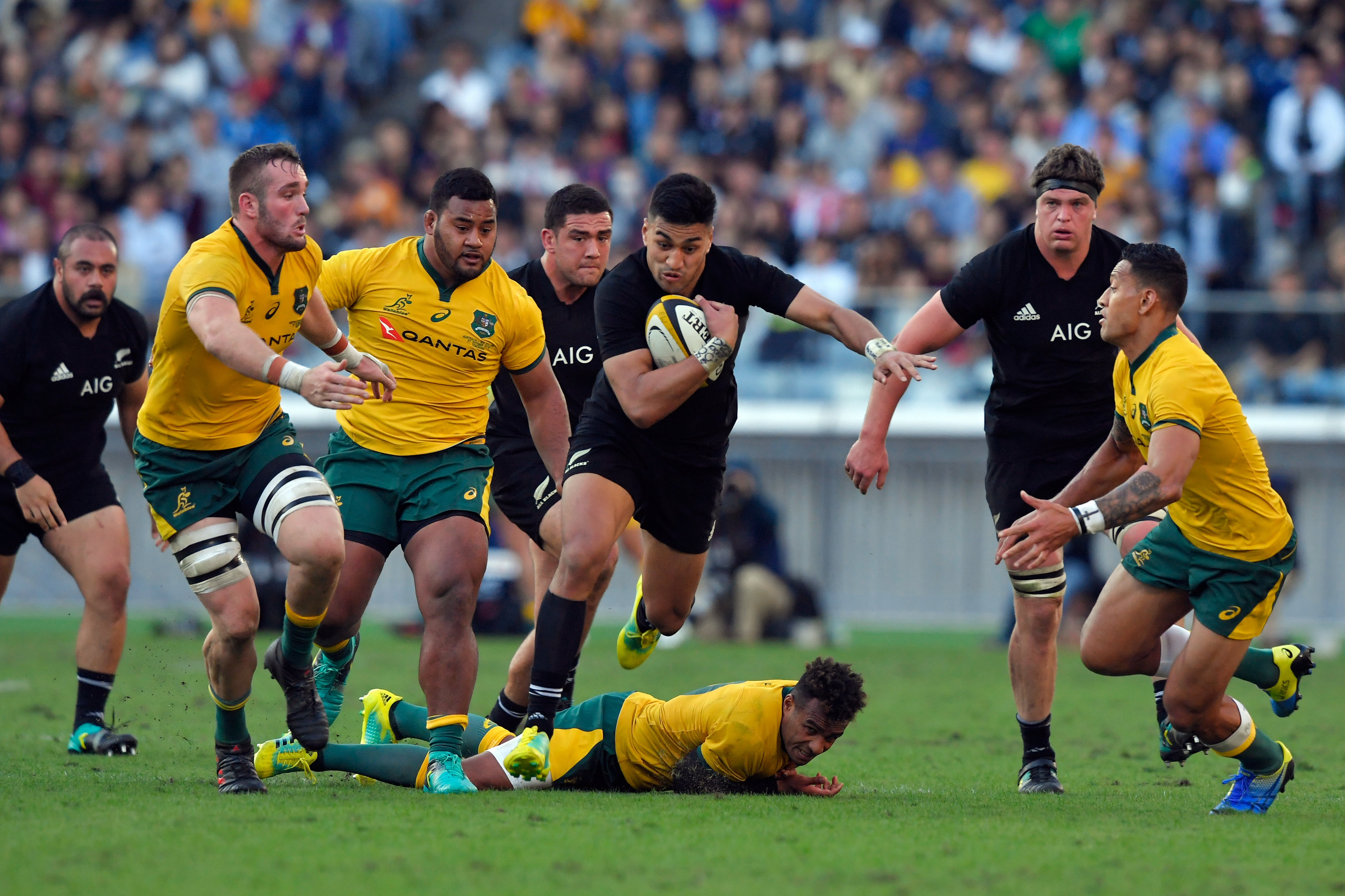 All Blacks head to Europe with rankings lead intact