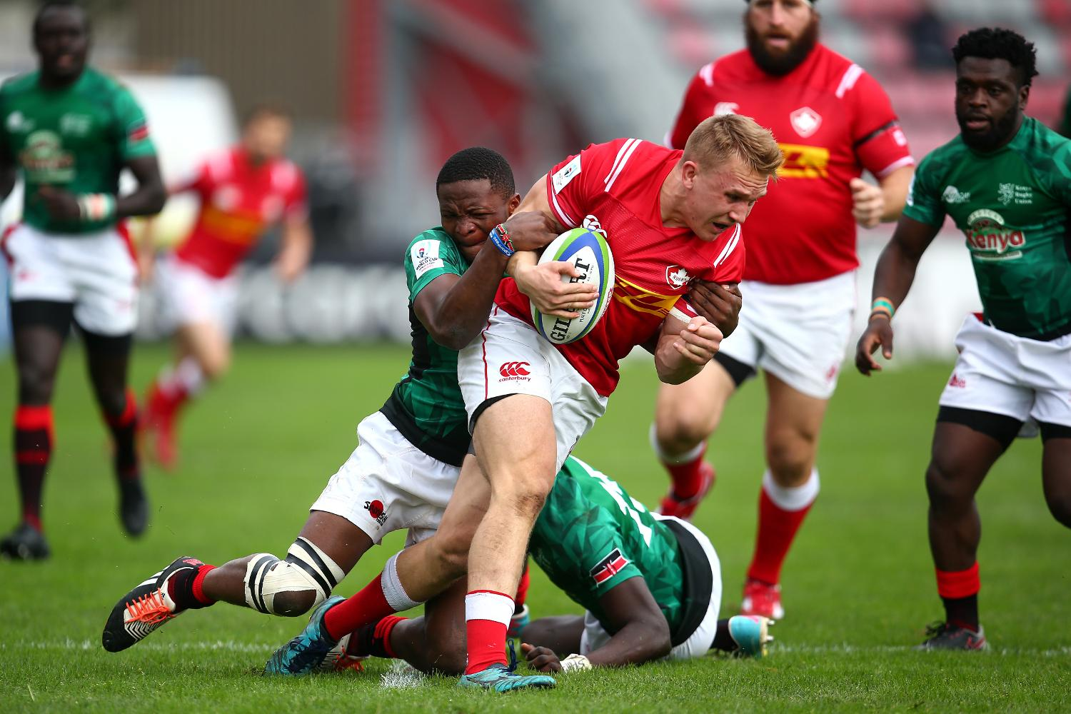 Rugby World Cup 2019 Repechage - Canada v Kenya