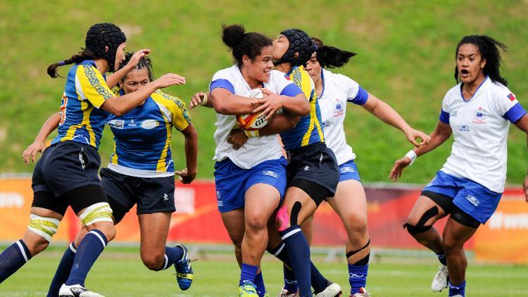 WRWC 2014: Samoa v Kazakhstan