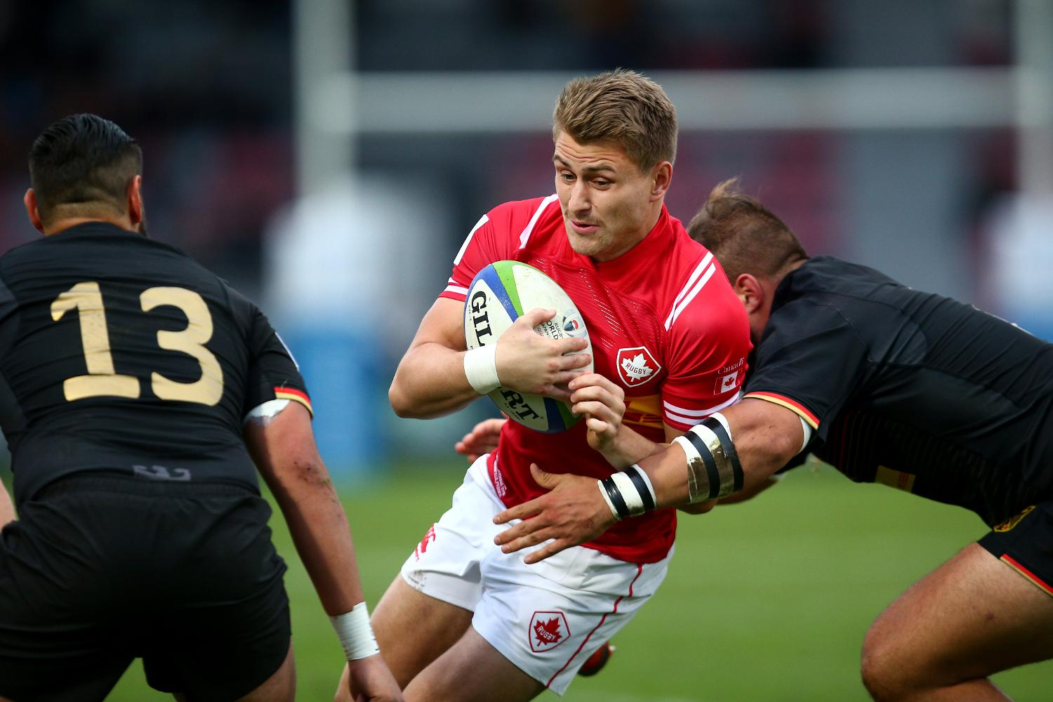 Canada v Germany - Rugby World Cup 2019 Repechage