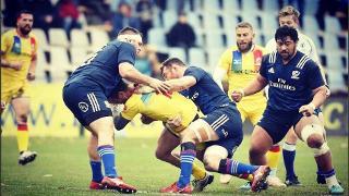 November 2018 international: Romania v USA
