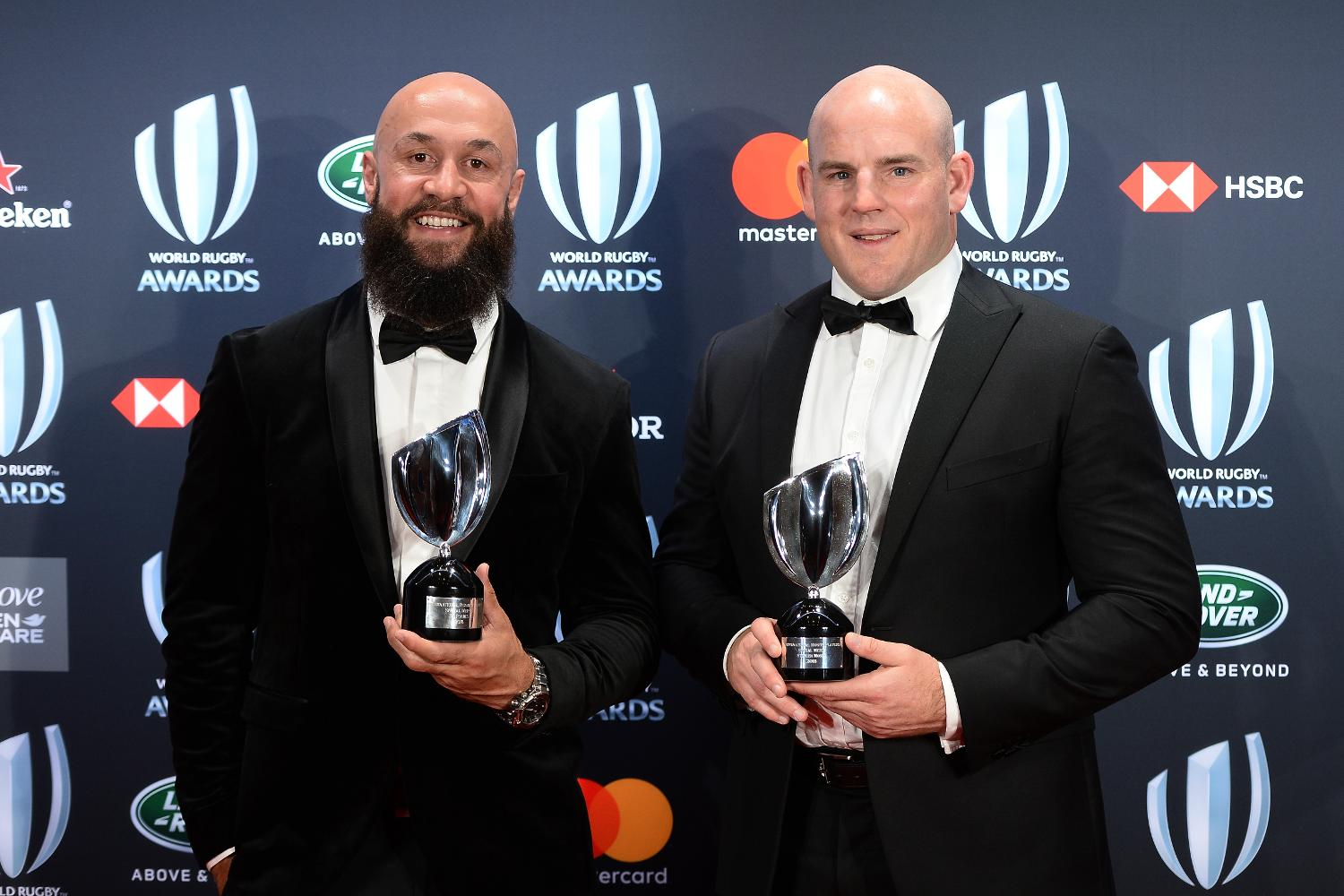 World Rugby Awards 2018