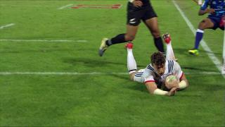 Try, Stephen Tomasin, Nzl V USA