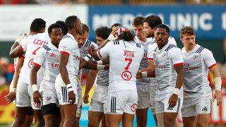 Emirates Airline Dubai  Rugby Sevens 2018 - Men's