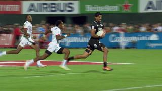 Try, Dylan Collier, NZL V Usa