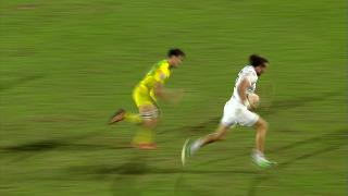 Try, Mike Ellery, ENG V Aus