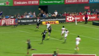Try, Ngarohi McGarvey, NZL V Usa