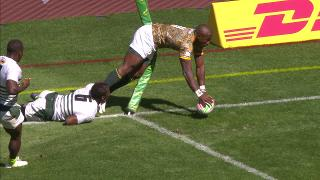 Try, SIVIWE SOYIZWAPI, SOUTH AFRICA v Zimbabwe
