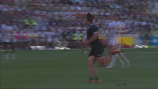 Try, Andrew Knewstubb - NZL V Usa