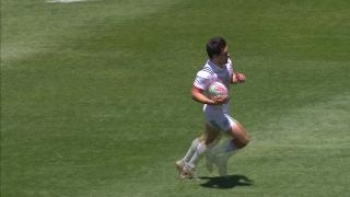Try, Madison Hughes - USA V Eng