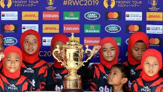 Rugby World Cup 2019 Trophy Tour - Malaysia: Day Two