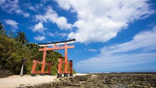 青島と鬼の洗濯板