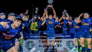 Argentina XV - Americas Rugby Championship