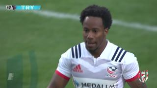 Try, Carlin Isles, USA v Ken