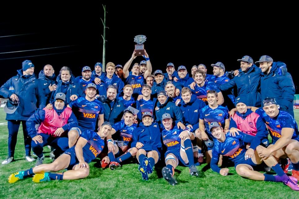 Fernández Lobbe and the reasons behind Argentina XV's success
