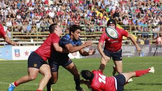 Americas Rugby Championship 2019: Argentina XV v Chile