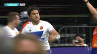 Try, Pierre Gilles Lakafia - Rsa v FRA