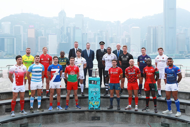 Cathay Pacific HSBC Hong Kong Sevens 2019
