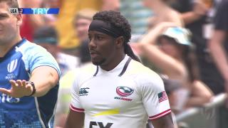 Try Carlin Isles, USA v wal