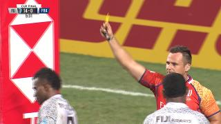 Penalty Try, Marvin O'Connor, FRA v fij